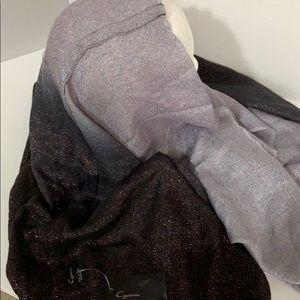 Cejon infinity scarf NWT